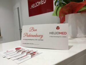 Bon podarunkowy HELIOMED